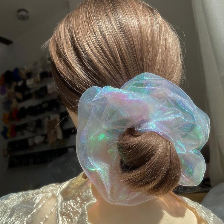 Купить новая мода большая фантазия блестящая ткань бутик длинный хвост