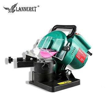 """LANNERET Chain Saw Sharpener 220W 100mm 4"""" Inches Power Grinder Machine Garden Tools Portable Electric Chainsaw Sharpener"""