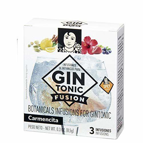 Gin Fusion Botanicals