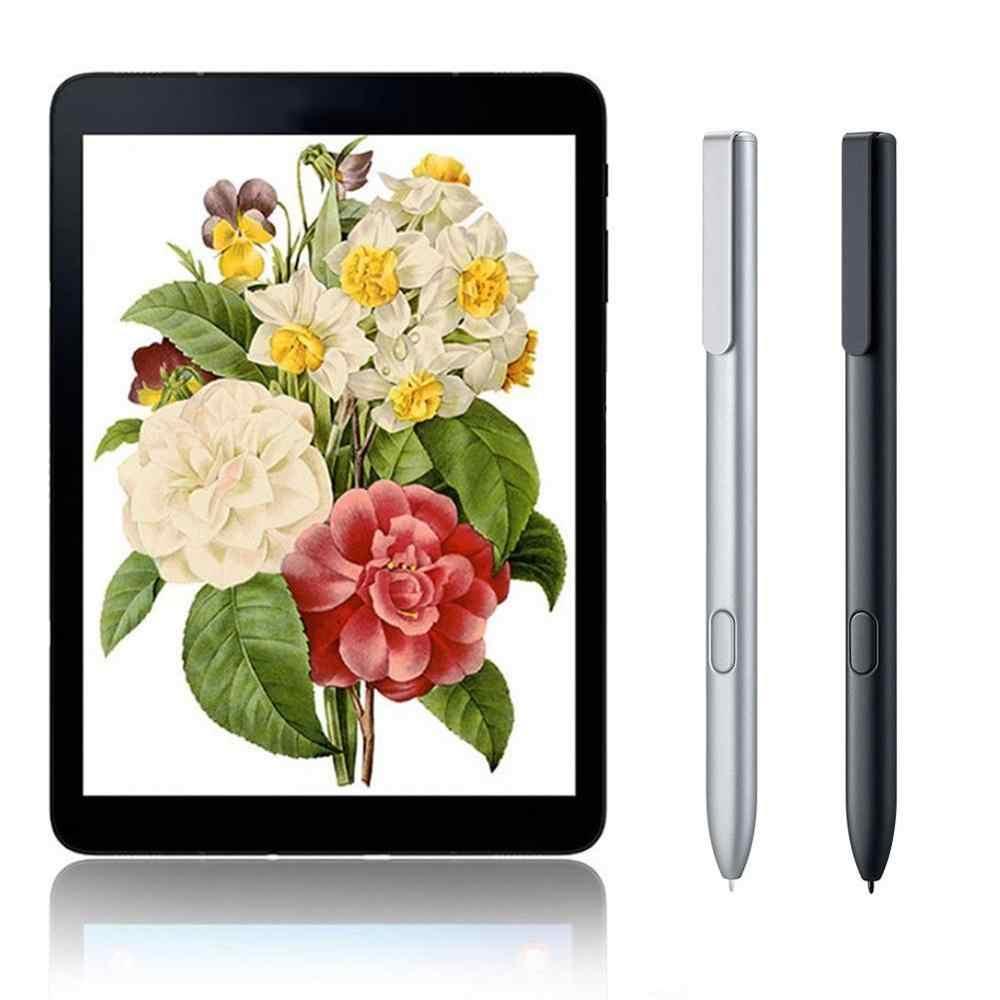 Pen Actieve Stylus Capacitieve Touch Screen Voor Samsung Galaxy Tab S3 S2 Tablet Metalen Potlood