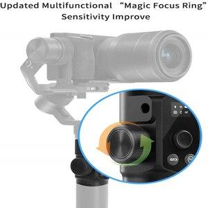 Image 5 - Sử Dụng Feiyu G6 Max Camera Gimbal Ổn Định Cho Máy Ảnh Không Gương Lật/Camera Hành Động/Túi Máy Ảnh/Điện Thoại Thông Minh, dành Cho Sony A6500 Hero 8