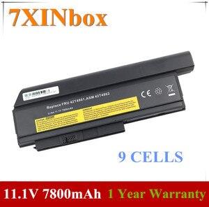 7XINbox Battery For Lenovo ThinkPad X220 X220i 42T4861 42T4865 42T4873 42T4875 42T4899 42T4901 42T4940 42T4942 0A36282 42T4862
