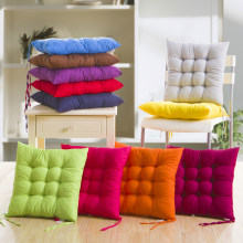 Square Chair Soft Pad Thicker Seat Cushion For Dining Patio Home Office Indoor Outdoor Garden Sofa Buttocks Cushion