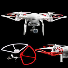 4 Pcs Propeller Prop Protective Guard Protector Bumper For Dji Phantom 2/3 Protector Accessories Protective Cover Drone Parts(China)