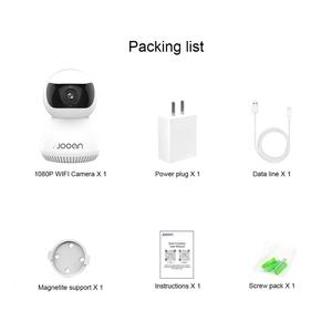 Image 5 - Jooan  Wifi Camera 1080P Home WiFi IP Cam Night Vision Smart Camera Webcam Video Surveillance  Motion Detection Mobile Viewing