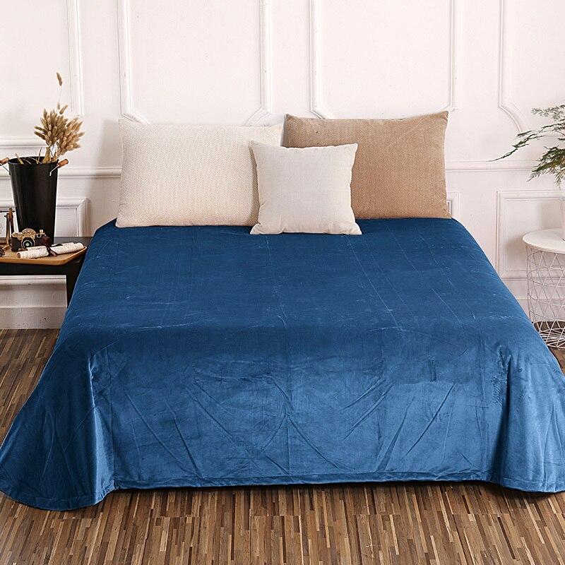 Yaat Plush Throw Blanket For Sofa