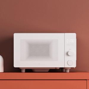 Image 5 - Xiaomi חכם מיקרוגל תנור טוסטר משולב מכונת 23L קיבולת סטריאו אחיד מהירות חמה סיווג הפשרה App בקרה