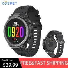 NEW KOSPET Raptor Smart Watch Bluetooth Band Smartwatch Men Sport Fitness Bracelet Clock Watches For Android Apple Xiaomi Huawei