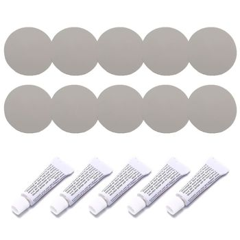 5 Set Inflatable Boat Repair Kit PVC Material Adhesive Patches for Waterbed Sofa best selling ce certificate pvc material inflatable boat for sale