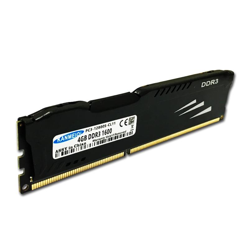 KANMEIQi 4GB/8GB DDR3 1333/1866MHz Desktop Memory RAM
