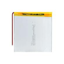 1 2 4 sztuk akumulator 3 7V 30100100 6000mAh akumulator litowo polimerowy litowo polimerowa bateria zastępcza do E-book Tablet Laptop E-book cheap YCDC 30100100 Lithium battery Other CN (pochodzenie) Baterie Tylko Pakiet 1 1 2 4Pcs Pryzmatyczny About 100x100x3mm 3 94x3 94x0 12