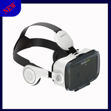 Head-mounted VR glasses virtual reality game 3D helmet answer the phone(China)