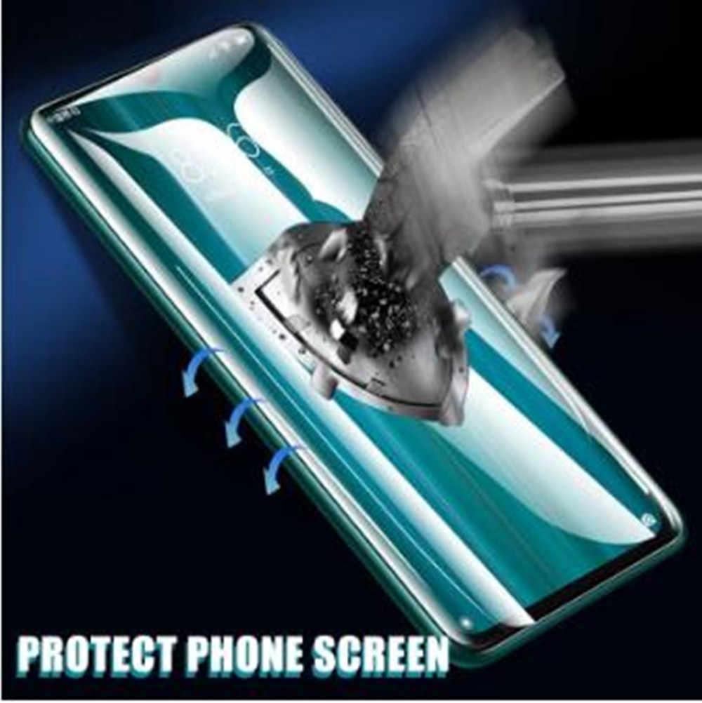 Закаленное стекло для Lenovo K6 Enjoy, стекло с полным покрытием, клейкая защита для экрана для Lenovo Z6 Lite Pro 5G ZP, стекло для телефона