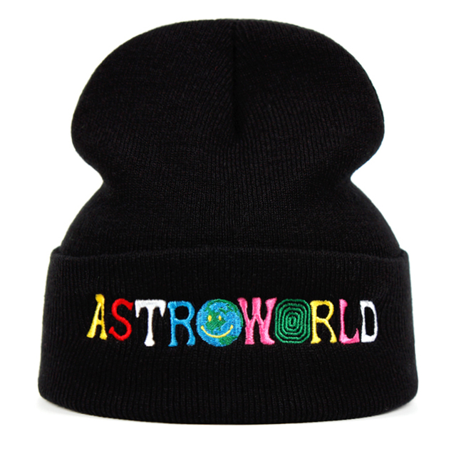 NEW ASTROWORLD Cotton Knitted Hat 1