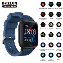Bozlun G20 Smartwatch Multiple Sport Modes Activity Tracker Blood oxygen Heart Rate Monitor Smart Watch For android ios Phone lemfo les3 smart watch smartwatch ip68 waterproof smartwatch gps heart rate monitor multiple sport modes for ios android phone