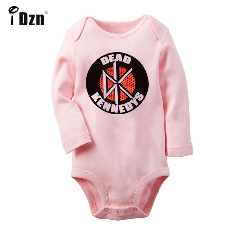 Fire Skull Funny Cute Novelty Infant One-Piece Baby Bodysuit
