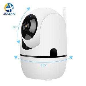 Image 1 - JOOAN ענן אלחוטי Carmera IP HD 1080P ראיית לילה 3D ניווט חכם מצלמה עבור אבטחת בית מעקבים