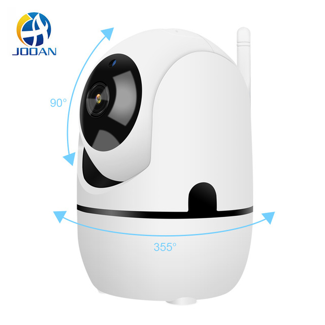 JOOAN ענן אלחוטי Carmera IP HD 1080P ראיית לילה 3D ניווט חכם מצלמה עבור אבטחת בית מעקבים