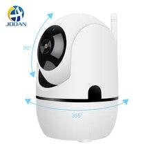 Jooanクラウドワイヤレスip carmera hd 1080pナイトビジョン3Dナビゲーション、スマートカメラホームセキュリティ監視のため