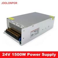 24V Switching power supply 110V / 220V to 24V 62.5A 1500W led power supply CCTV / LED Strip AC to DC source power Adapter