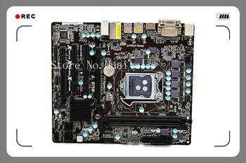 high quality desktop motherboard for B75M mainboard 100% tested fully work