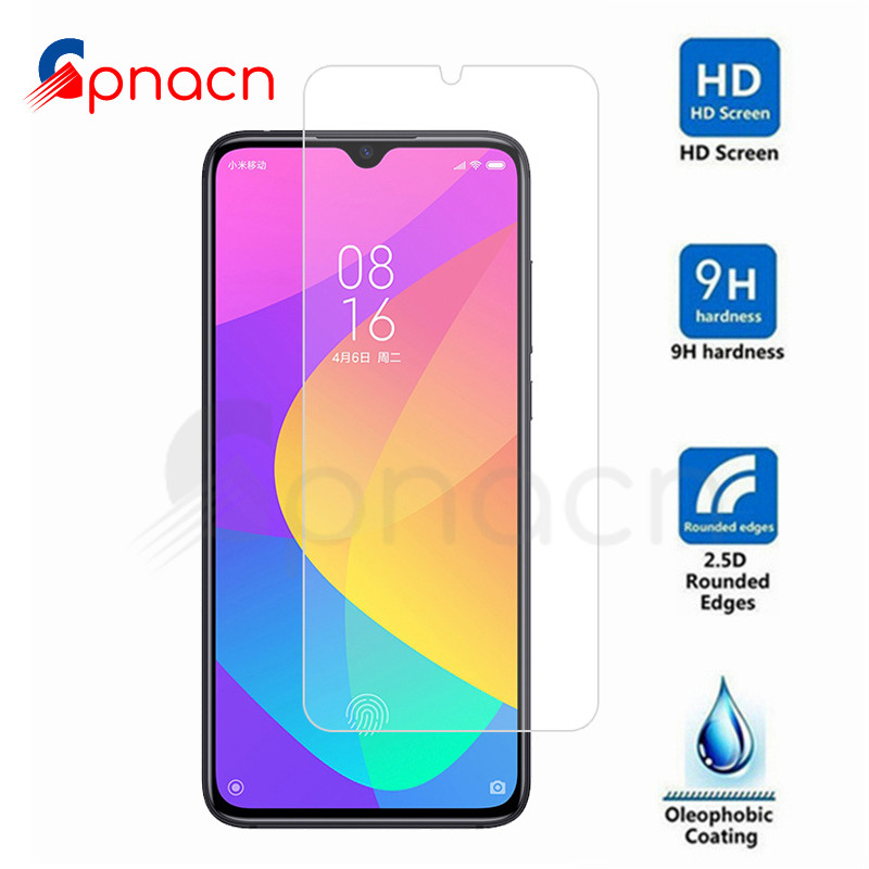 9H Protective <font><b>Glass</b></font> on the For <font><b>Xiaomi</b></font> <font><b>Mi</b></font> 8 <font><b>9</b></font> 9T Pro SE CC9 CC9E A3 A2 Lite Play F1 Tempered <font><b>Screen</b></font> <font><b>Protector</b></font> Safety <font><b>Glass</b></font> Film image