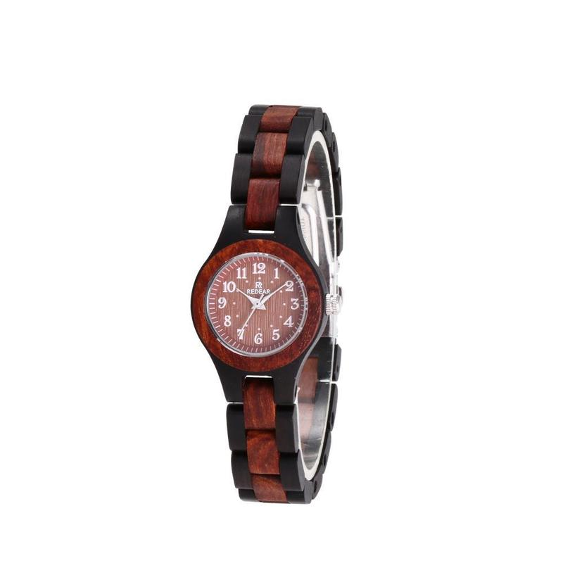 2020 Time-limited Manufacturers Selling New Pure Wood Watch Fashion High-grade Wooden Watches Small Dial Ms
