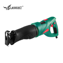 LANNERET 900W Electric Reciprocating Saw Multifunction Saber Hand Saw with Rotating Handle for Wood and Metal Cutting цена и фото