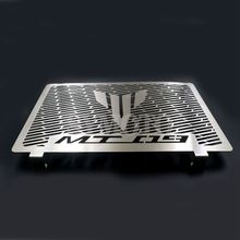 MT 09 Motorcycle For Yamaha MT09 MT-09 FZ-09 2014 2015 2016 2017 2018 Motorcycle Stainless steel Radiator Grille Guard Protector Cover MT 09 for yamaha mt09 mt 09 2014 2015 motorcycle accessories radiator side guard cover protector set