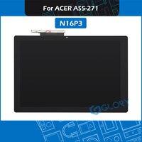Neue N16P3 LCD Screen Digitizer Montage Für ACER SA5 271 Schalter Alpha 12 Touch Display Montage Ersatz-in Tablett-LCDs und -Paneele aus Computer und Büro bei