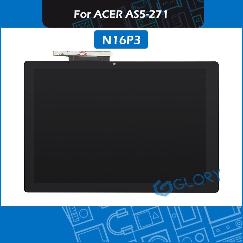 Nouveau N16P3 LCD écran numériseur assemblée pour ACER SA5-271 commutateur Alpha 12 écran tactile assemblée remplacement