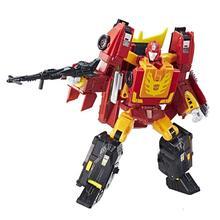 Líder classe potência do prime rodimus prime com a matriz ação figuras caminhão carro clássico brinquedos para meninos sem caixa de caixa
