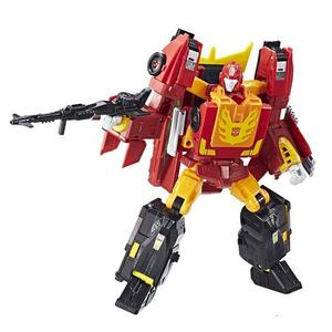 Image 1 - Leader Class Power of the Prime Rodimus Prime With The Matrix Action Figures Truck Car Classic Toys For Boys without box