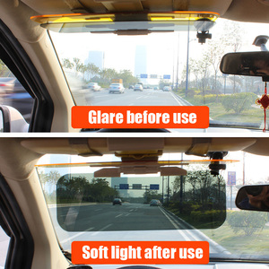 Image 2 - Автомобильный козырек блочный светильник защита день и ночь двойного назначения солнцезащитный козырек Регулируемый практичный VS998