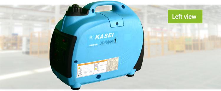 Gerador elétrico silencioso da gasolina da qualidade