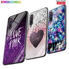 Black Cover My Secret Love Pink for Xiaomi Mi A1 A2 A3 5X 6X 6 8 9 Lite CC9 F1 9T 9TPro Play Glossy Phone Case вибратор secret love groan av 9 j4462a999