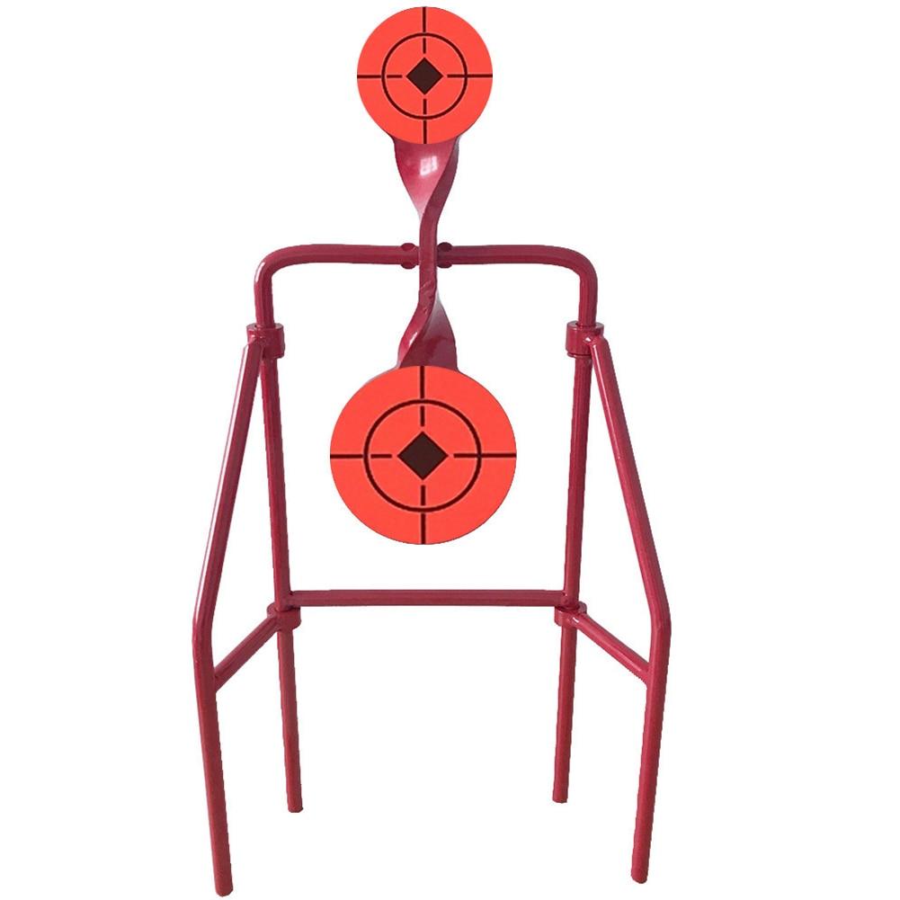 360 Pcs 2.5cm Adhesive Shooting Targets Shooting Darts Practice Reactive Splatter Paper Target Stickers
