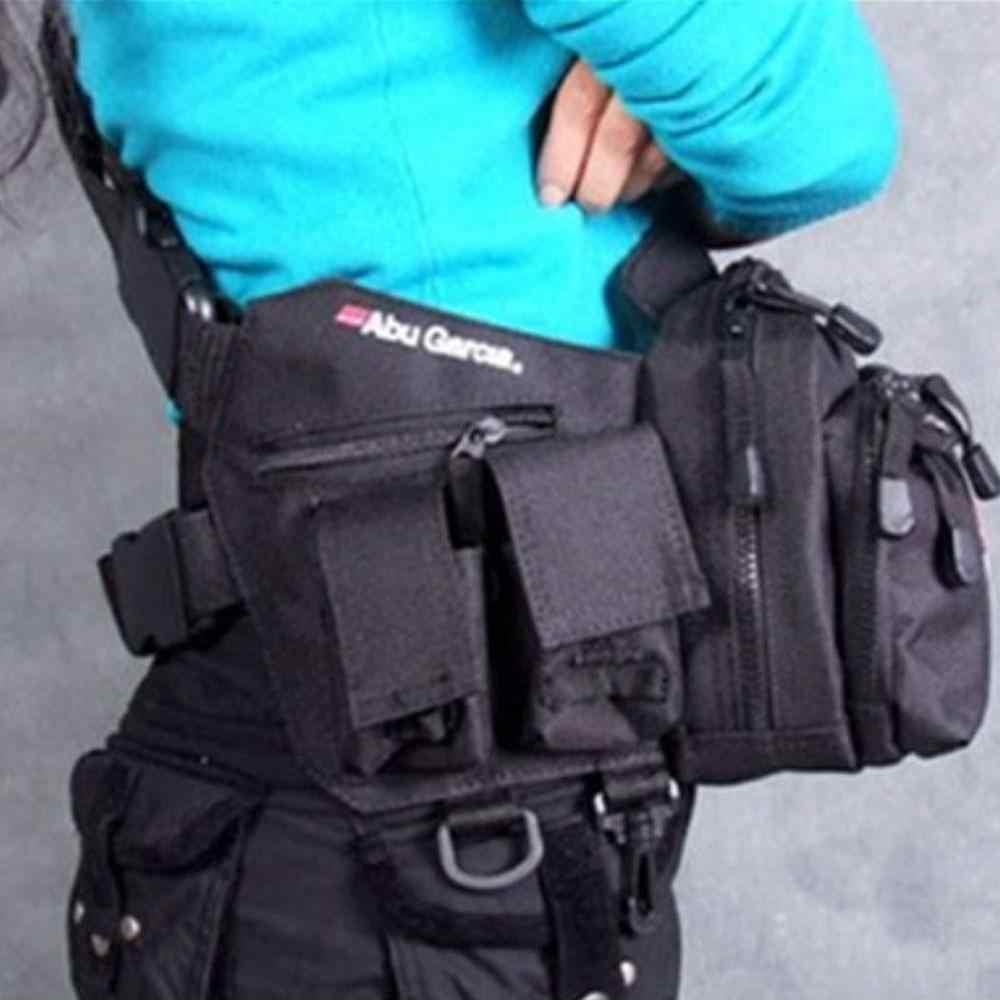 Meilleur matériel de pêche leurre taille sac étanche Portable basse truite crochet ligne appât ver bobine boîte accessoires poche de rangement sacs