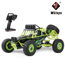 2019 WLtoys 12428 1/12 RC Auto 2.4G 4WD 50 km/h Hoge Snelheid Auto Monster Truck Radio Control RC Buggy off-Road RC Auto Elektrische Speelgoed(China)