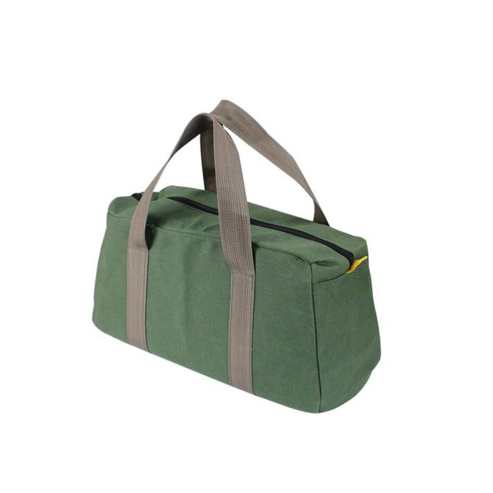 Green Mechanics Technicians Tool Bag Multi-Function Storage Handbag Accessory