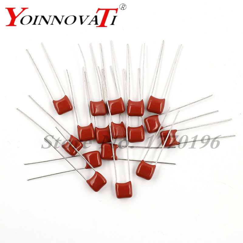 Free Shipping 10pcs CBB Polypropylene film capacitor pitch 5mm 100V 471J  102J
