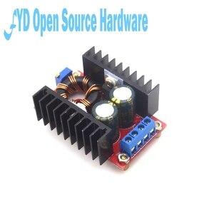 Image 3 - 150W DC DC Boost dönüştürücü 10 32V için 12 35V 6A için adım Up voltaj şarj güç