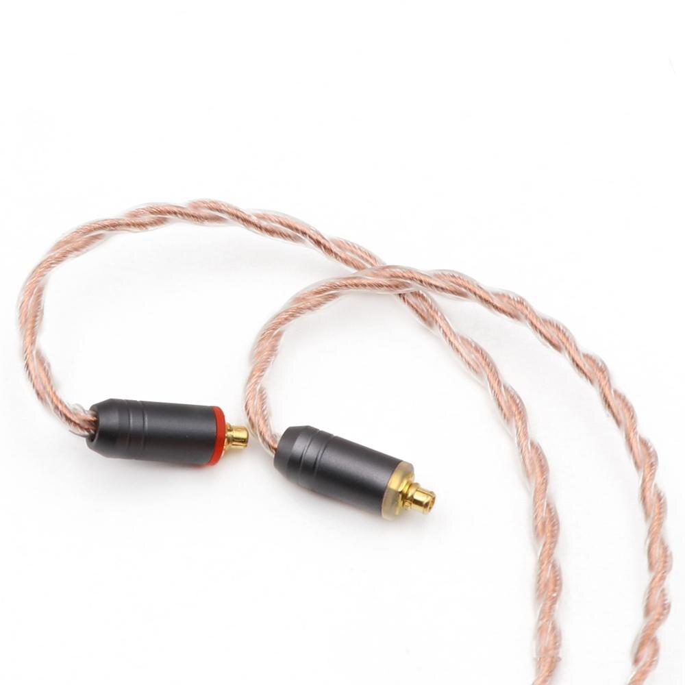 Shuoer Tape электростатический драйвер HiFi наушники вкладыши со съемным MMCX кабелем для аудиофилов - 5