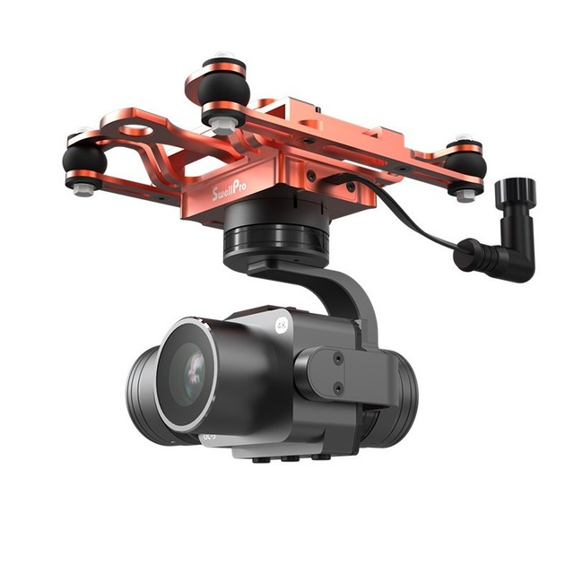 Swellpro Splash Drone 3 Waterproof with 4K Camera 3 AXIS gimbal,Telemetry parts