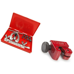 Двойная развальцовка, набор инструментов с мини-трубочкой, тормозная воздушная вода, газовая сантехника