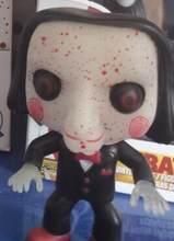 Персонаж из фильма Billy светится в темноте Ver. Виниловая фигурка кукол игрушки