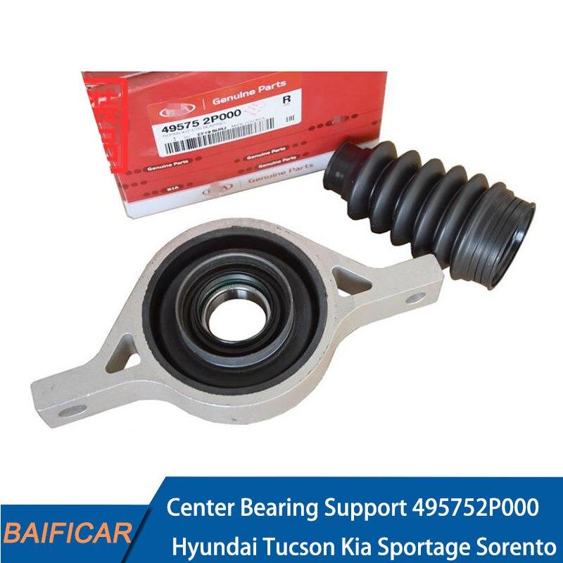 Baificar Brand New Genuine Center Bearing Support OEM 49575-2P000 For Hyundai Tucson Kia Sportage Sorento
