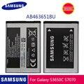Оригинальный аккумулятор для SAMSUNG AB463651BU  для Samsung W559 S5620I S5630C S5560C C3370 C3200 C3518 J808 F339 s5295 C3322 GT-C3530 S5610