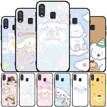 Fofos parágrafo preto soft Case telefone celular Para Samsung A10 20 30 40 50 50 30S S 60 70 M10 M30S M40 A31 51 71 A20E A10E A21S