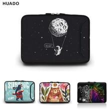 Taşınabilir Laptop çantası için Macbook 10 11.6 13.3 14.4 15.4 15.6 17 17.3 inç Netbook fermuar kol kılıf Tablet kapağı bilgisayar çantaları